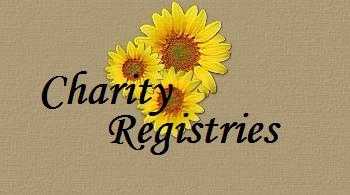 Charity Registries